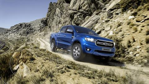 Ford Ranger XLT Gasolina 4x2  nuevo color Bronce financiado en mensualidades(mensualidades desde $12,519)