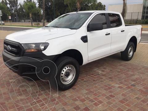 Ford Ranger XL Gasolina Cabina Doble usado (2019) color Blanco precio $369,000