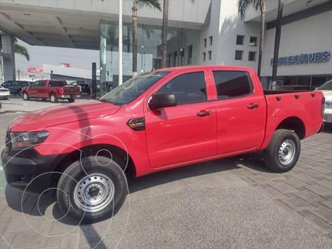 Ford Ranger XL Gasolina Cabina Doble 4x4 usado (2019) color Rojo precio $364,000