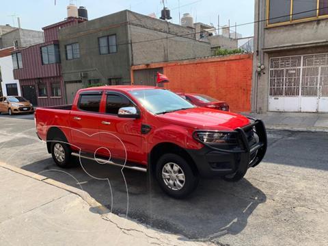 Ford Ranger XL Gasolina Cabina Doble usado (2020) color Rojo precio $395,000
