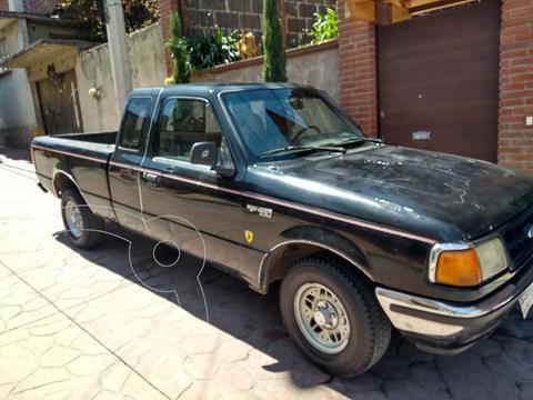 Ford Ranger XLT Cabina Regular LWB usado (1993) color Negro precio $58,000
