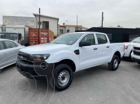 Ford Ranger XLT Cabina Doble Ac usado (2021) color Blanco precio $435,800