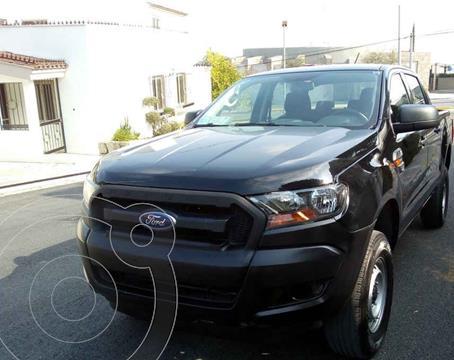 Ford Ranger XLT Cabina Doble usado (2020) color Negro precio $359,000
