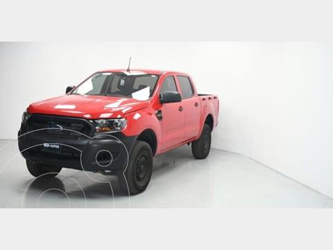 Ford Ranger XL Gasolina 4x2 usado (2019) color Rojo precio $472,000