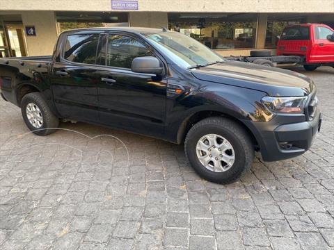 Ford Ranger XLT GAS CREW CAB 2.5L usado (2019) color Negro precio $429,000