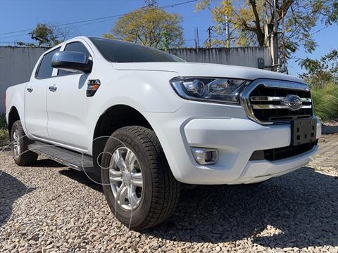 Ford Ranger XLT CREW CAB 2.5L 4X2 usado (2020) color Blanco precio $424,999