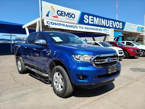 foto Ford Ranger XLT CREW CAB 2.5L 4X2 usado (2020) color Azul Eléctrico precio $440,000