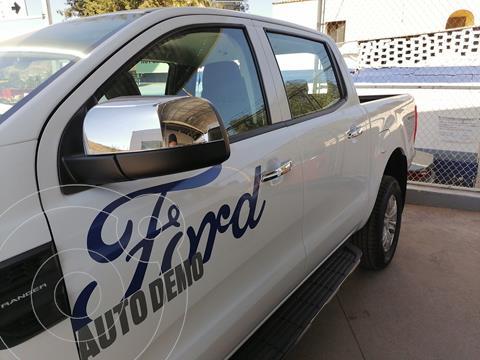 Ford Ranger XLT 4x2 Cabina Doble usado (2020) color Blanco precio $464,679