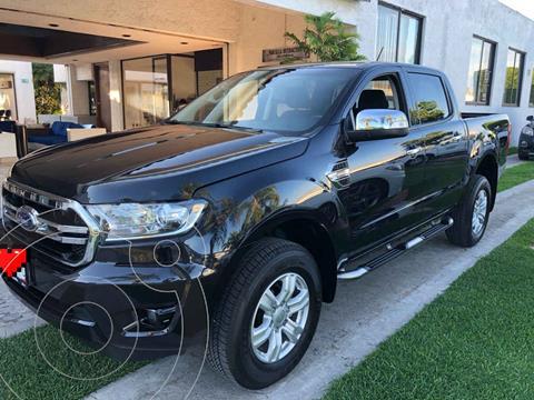 Ford Ranger XLT Gasolina Plus 4x2 usado (2021) color Negro Perla precio $505,000