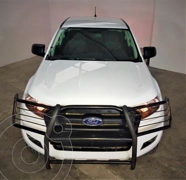 Ford Ranger XL Gasolina 4x2 usado (2020) color Blanco financiado en mensualidades(enganche $58,500)