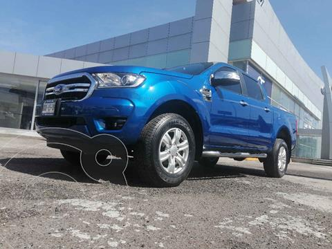 Ford Ranger XLT Cabina Doble Ac usado (2021) color Azul precio $515,000