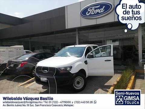 Ford Ranger XL Gasolina Cabina Doble usado (2019) color Blanco precio $315,000