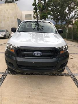 Ford Ranger XL Cabina Doble usado (2017) color Blanco Oxford precio $299,000