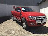 Foto venta Auto usado Ford Ranger RANGER SA CREW CAB XLT (2017) color Rojo precio $335,000
