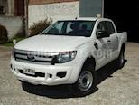 Foto venta Auto usado Ford Ranger XL 2.2L 4x2 TDi CD (2013) color Blanco precio $298.000
