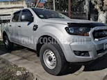 Ford Ranger XL 2.2L 4x2 TDi CD usado (2018) color Gris Mercurio precio $2.110.000