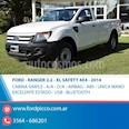 Foto venta Auto usado Ford Ranger XL 2.2L 4x2 TDi CS  (2014) color Blanco precio $775.000