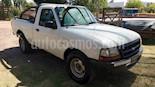 Foto venta Auto usado Ford Ranger XL 2.5L 4x2 CD (2001) color Blanco precio $150.000