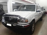Foto venta Auto usado Ford Ranger XL 2.8L 4x4 TDi CS (2005) color Blanco precio $350.000