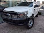 Foto venta Auto usado Ford Ranger XL Cabina Doble  (2017) color Blanco precio $298,000