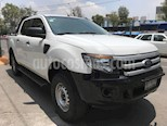 Foto venta Auto usado Ford Ranger XL Cabina Doble (2015) color Blanco precio $234,900