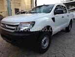 Foto venta Auto usado Ford Ranger XL Gasolina Cabina Doble color Blanco precio $275,000