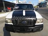 Foto venta Auto usado Ford Ranger XL Plus 3.0L 4x4 TDi CS (2007) color Blanco precio $365.000