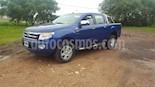 Foto venta Auto usado Ford Ranger XLT 3.0L 4x2 TDi CD (2015) color Azul Monaco precio $728.000