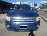 Foto venta Auto usado Ford Ranger XLT 3.2L 4x2 TDi CD (2012) color Azul precio $650.000