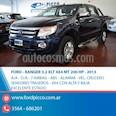 Foto venta Auto usado Ford Ranger XLT 3.2L 4x2 TDi CD (2013) color Azul