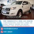 Foto venta Auto usado Ford Ranger XLT 3.2L 4x4 TDi CD 2015/2016 (2016) color Blanco