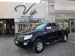 Foto venta Auto usado Ford Ranger XLT 3.2L 4x4 TDi CD 2015/2016 (2014) color Negro precio $930.000