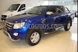 Foto venta Auto usado Ford Ranger XLT 3.2L 4x4 TDi CD 2015/2016 (2014) color Azul precio $580.000