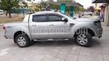 Foto venta Auto usado Ford Ranger XLT 3.2L 4x4 TDi CD Aut 2015/2016 (2017) color Gris Claro precio $1.400.000