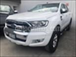 Foto venta Auto usado Ford Ranger XLT Diesel 4x4 Cabina Doble (2017) color Blanco precio $398,000