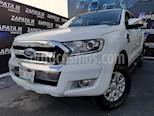 Foto venta Auto usado Ford Ranger XLT Diesel 4x4 Cabina Doble (2017) color Blanco Oxford precio $445,000