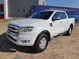 Foto venta Auto usado Ford Ranger XLT Diesel 4x4 Cabina Doble (2017) color Blanco Oxford precio $429,000