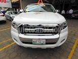 Foto venta Auto usado Ford Ranger XLT Diesel 4x4 Cabina Doble (2017) color Blanco precio $425,000