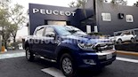 Foto venta Auto usado Ford Ranger XLT Diesel 4x4 Cabina Doble (2017) color Azul Espacio precio $449,900