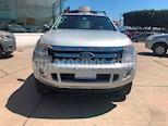 Foto venta Auto usado Ford Ranger XLT Gasolina 4x2 Cabina Doble color Plata Metalico precio $279,000