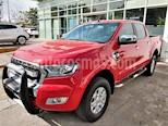 Foto venta Auto usado Ford Ranger XLT Gasolina 4x2 Cabina Doble (2017) color Rojo precio $339,000