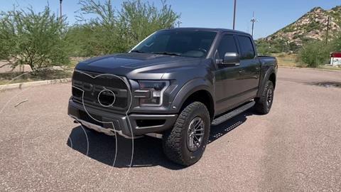 Ford Raptor Raptor Doble Cabina 4x4 usado (2020) color Gris precio $1,420,000