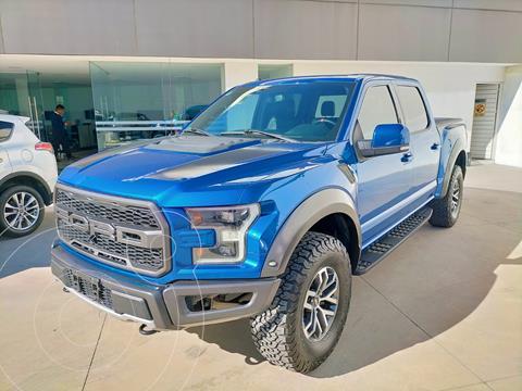 Ford Raptor Raptor Doble Cabina 4x4 usado (2018) color Azul Relampago precio $1,199,000