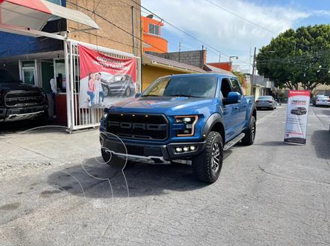 Ford Raptor Raptor Doble Cabina 4x4 usado (2019) color Azul precio $1,350,000