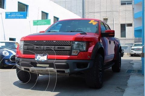 Ford Raptor Raptor Doble Cabina 4x4 usado (2014) color Rojo precio $549,000