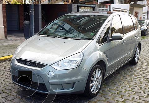 Ford S-Max Trend usado (2011) color Celeste precio $1.450.000
