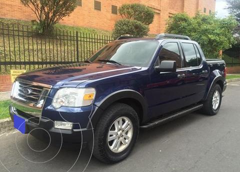 Ford Sport Trac 4.0 XLT Aut 4P usado (2008) color Azul precio $28.000.000