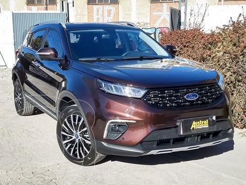 Ford Territory Titanium 1.5L usado (2021) color Marron financiado en cuotas(anticipo $3.000.000)