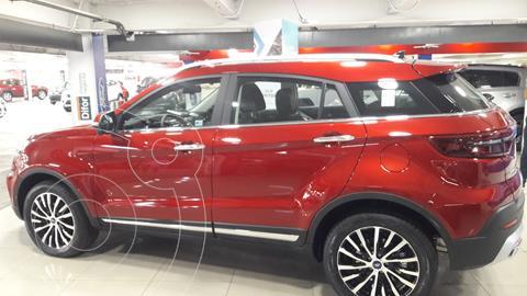 Ford Territory 1.5L Titanium Aut usado (2021) color Rojo precio $20.850.000