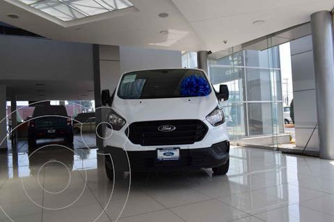 Ford Transit Custom VAN Corta Aa Doble Puerta Lateral usado (2021) color Blanco precio $607,900